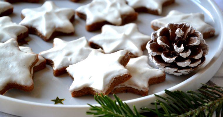 Biscuits de Nöel sans sucre ni beurre