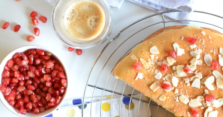 Tropézienne sans beurre ni sucre raffiné