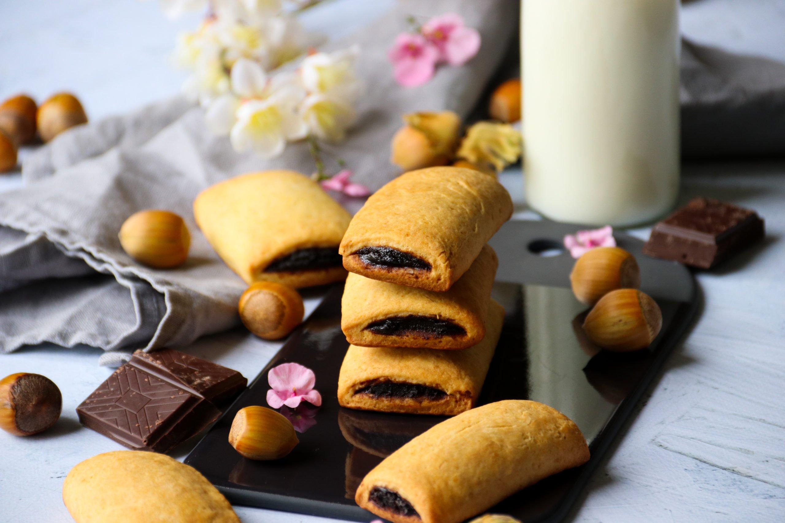 Kangoo fourrés chocolat noisettes