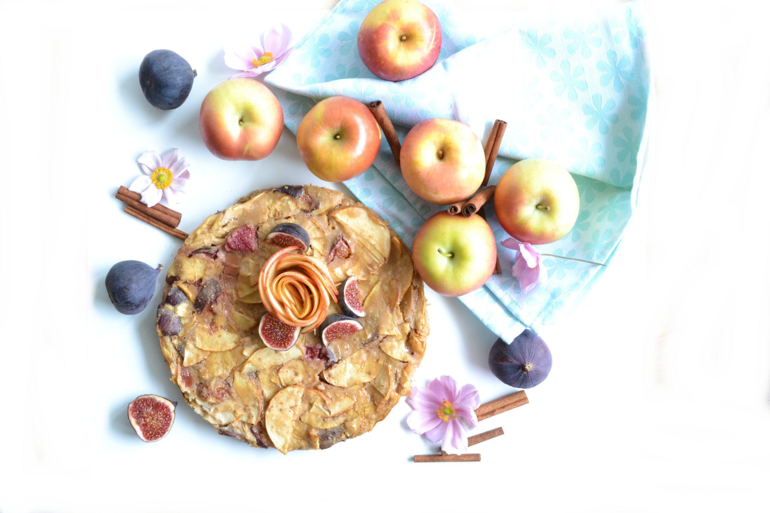 Invisible aux pommes et aux figues