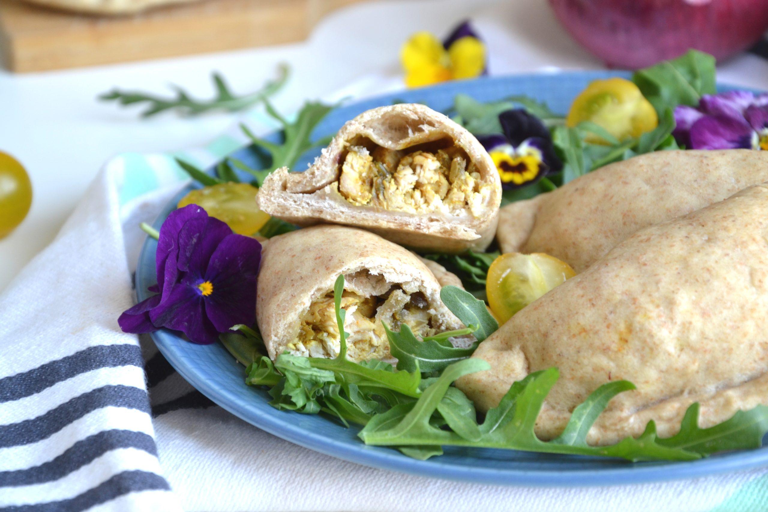 Empanadas : version au poulet et végétarienne