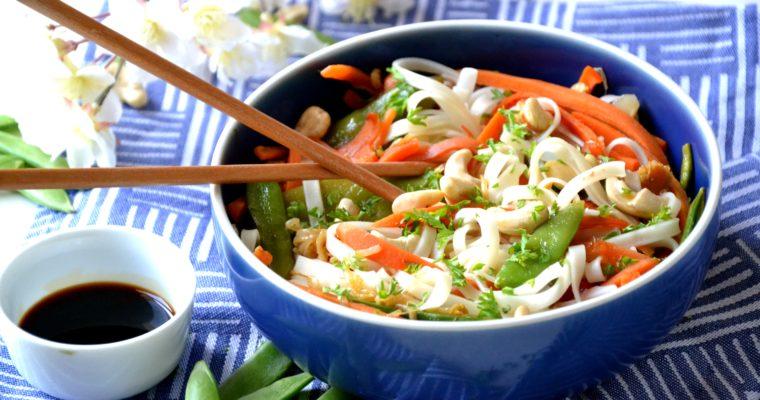 Ramen légumes & tofu végétarien