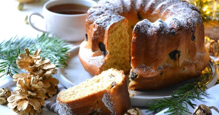 Kouglof : ma version sans sucre raffiné ni beurre