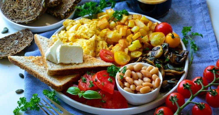 Idée brunch façon English breakfast