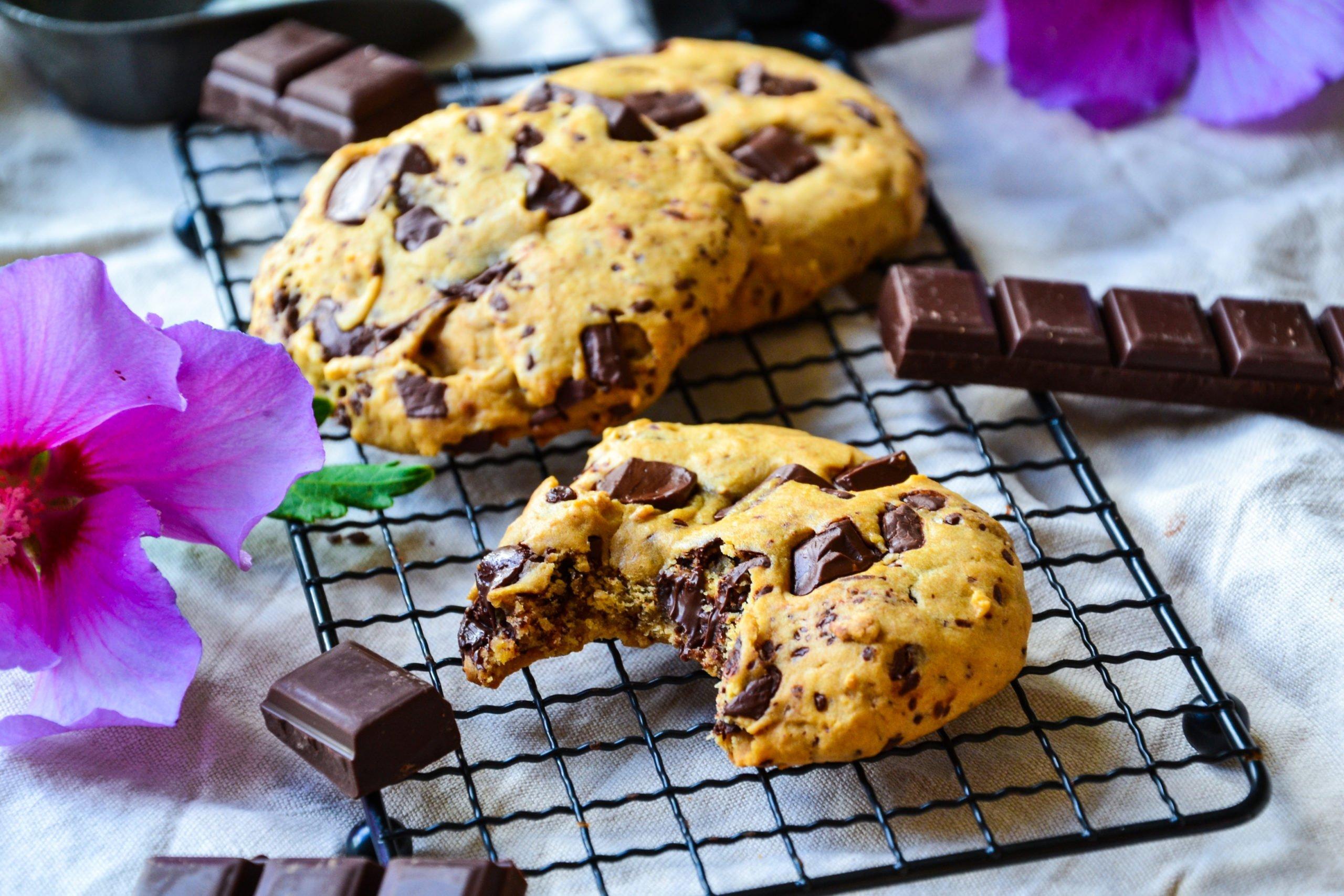 Cookies aux pépites faciles et healthy