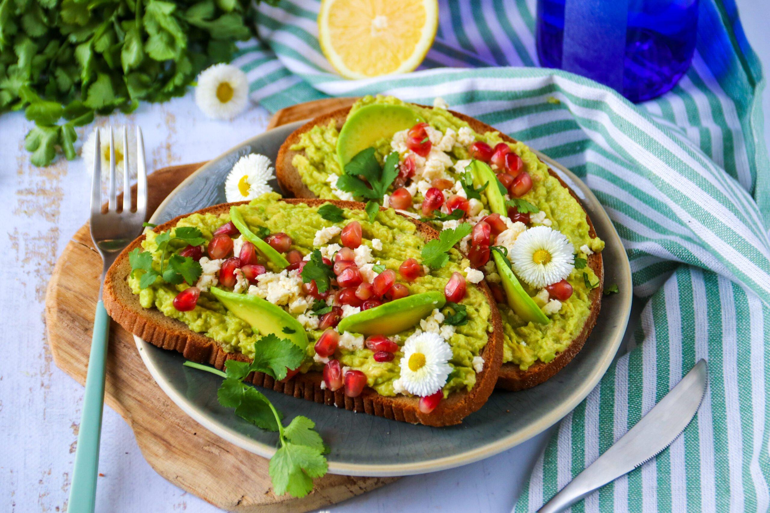 Avocado toast : ma recette de guacamole